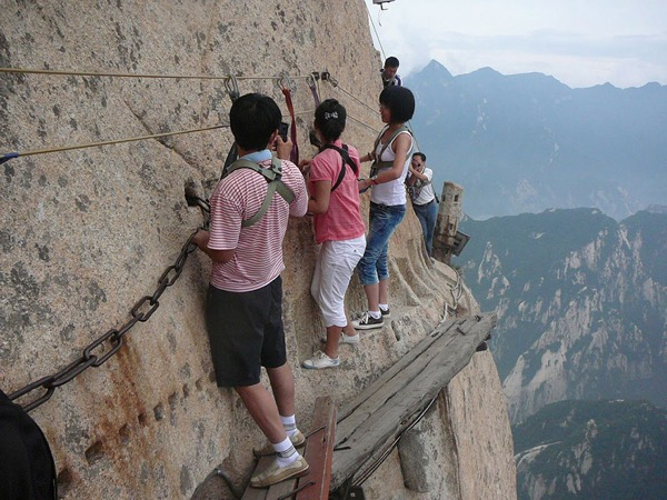 The Huashan Teahouse