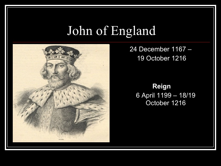 King John's Lost Crown Jewels