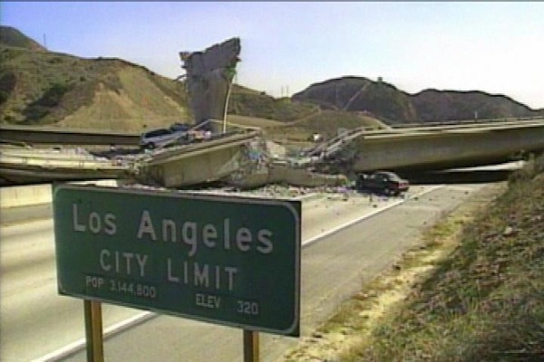 Northridge earthquake