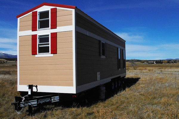 Tiny Diamond Homes