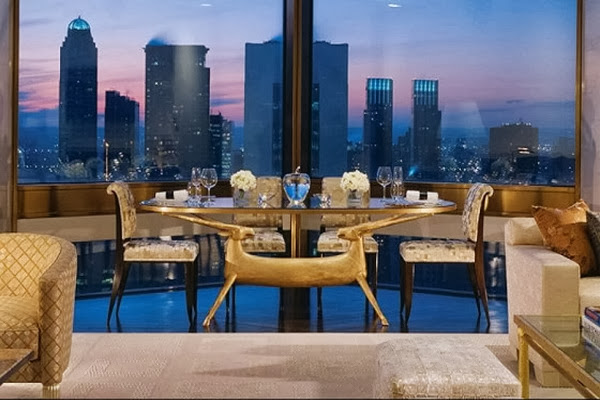 Four Seasons Hotel in Manhattan