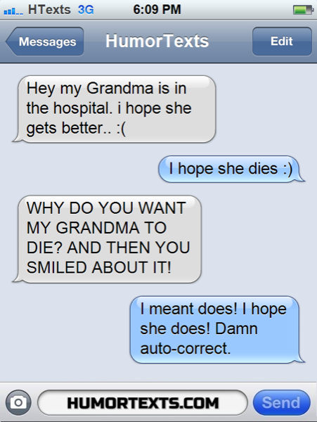 The Granny Hater