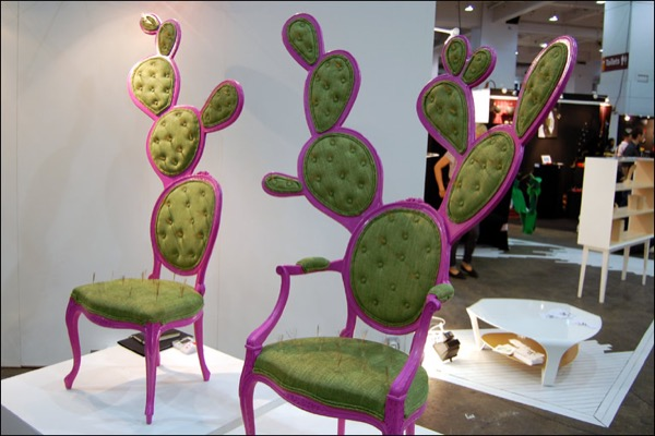 Prickly Pear Chair