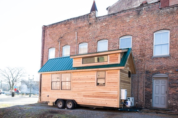 Tiny Life Construction Micro Home Builders